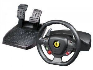 Realistic Steering Wheel, Brakes and Gas pedal make SmartDriver absolute FUN!