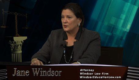 Jane Windsor on Law & Sarasota