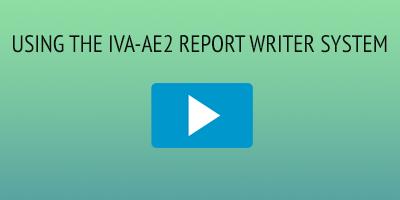 IVA-AE2 Report Writer System