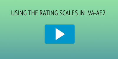 IVA-AE2 Rating Scales